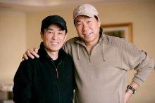 Zhang Yimou & Zhang Weiping.