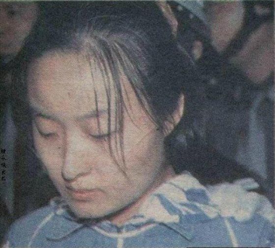 Liu Yu, murdered her boyfriend before trying to commit suicide.