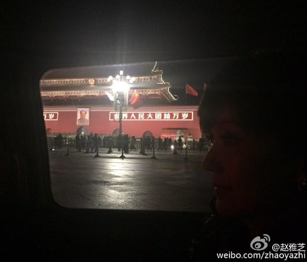 angie-chiu-zhao-yazhi-tiananmen-square-night-proud-to-be-chinese