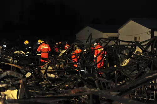 Families of Nursing Home Fire Deceased Reach Payout Agreement