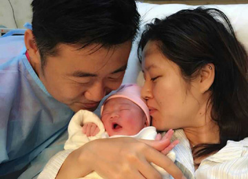 Tennis Star Li Na Has Baby, Chooses English Name