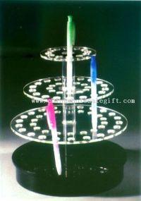 acrylic pen holder - acrylic pen holder