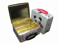 Small Of Metal Lunch Box