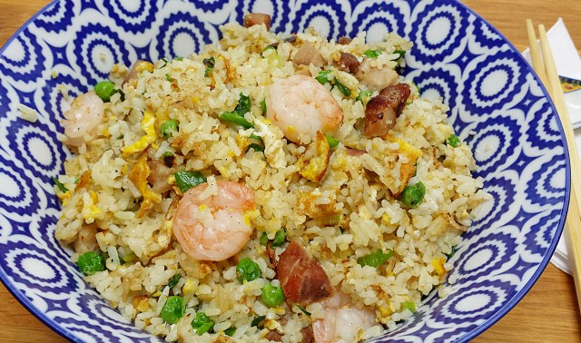 Yang Zhou Fried Rice 7