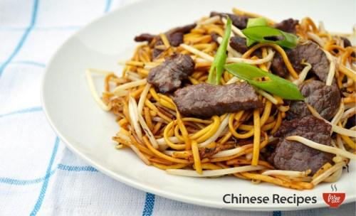 Medium Of Chow Chow Food