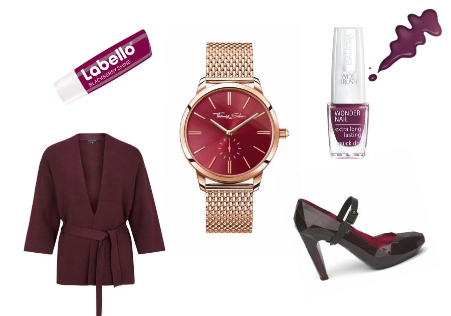 5 prettiest burgundy pieces
