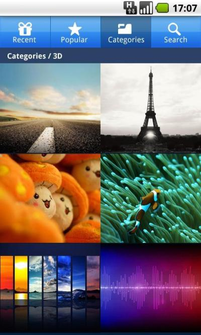 Best Wallpapers HD - Android-App - CHIP
