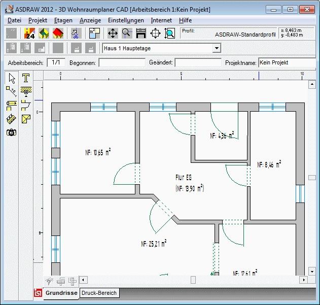 Mein Heim 3D Baumeister - Download - CHIP - badezimmer 3d planer kostenlos