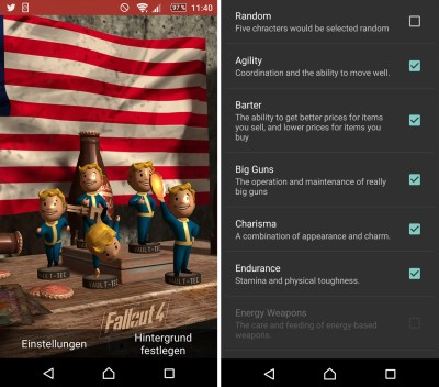 Fallout 4 Live Wallpaper - Android App - Download - CHIP