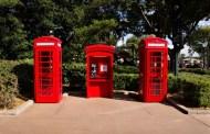 Disney disconnects the UK Pavilion Phone Boxes...