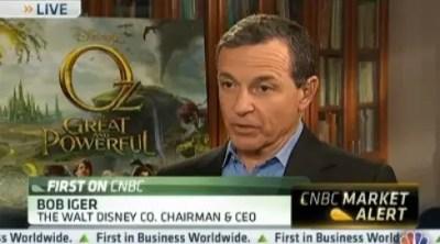 Bob Iger on CNBC