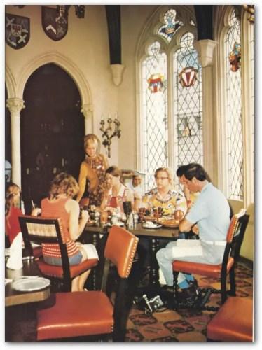 King Stefan's Banquet Hall Image courtesy of Imaginerding