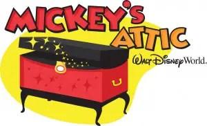 Mickeys Attic