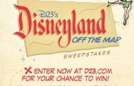 Disneyland Off the Map Sweepstakes