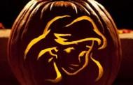 Disney Themed Pumpkin Carvings