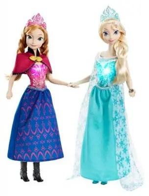Frozen Ana and elsa