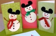 DIY Disney - Christmas Crafting For Disney Lovers