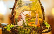 Beautiful Easter Eggs will be on Display at the Grand Floridian Resort