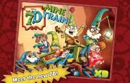 The 7D Mine Train IPad App Review!
