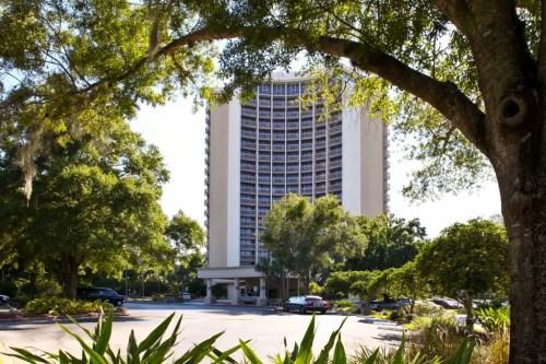 Best Western Lake Buena Vista Resort Hotel -- exterior view -- Downtown Disney Resort Area Hotels (1)