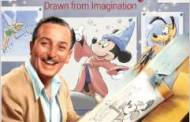 Walt Disney Drawn From Imagination Book Review!