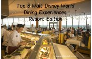 Top 8 Walt Disney World Dining Experiences - Resort Edition