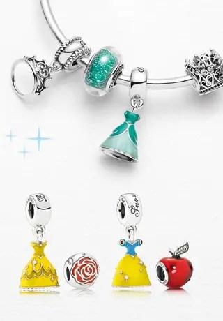 New Spring 2015 Disney Jewelry Line From Pandora
