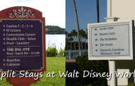 Split Stays at Walt Disney World