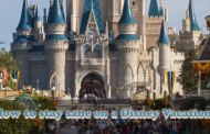 7 ways to Stay Sane on a Disney Vacation