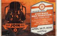 Star Wars Half Marathon – The Dark Side is coming to Walt Disney World Resort!