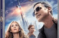 Review - Tomorrowland on Blu-ray Combo Pack