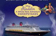 Enter to Win the Aladdin A Whole New Adventure Sweepstakes