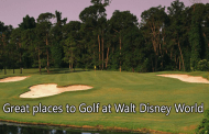 4 Great Golf Courses at Walt Disney World