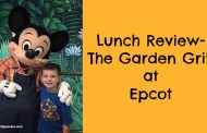 The Garden Grill in Epcot is now featuring character breakfast and lunch