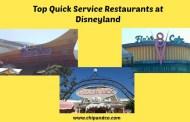 Top 10 Quick Service Restaurants at the Disneyland Resort