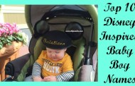 Top 10 Disney Inspired Baby Boy Names