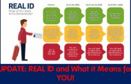 UPDATE: Real ID and How It Affects You!