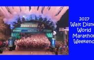 2017 Walt Disney World Marathon Weekend Dates