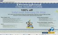 Beware of this Disneyland ticket scam!