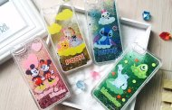 Add a Little Sparkle with Disney Themed Glitter iPhone Cases