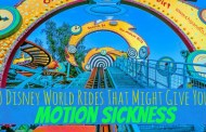 10 Disney World Rides That Might Give You Motion Sickness
