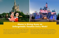 Alamo Rent-A-Car sweepstakes - I wanna Disney Parks Vacation from Alamo!