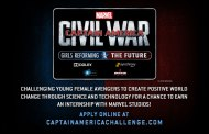 Finalists Announced for Marvel's Girl's Reforming the Future Challenge