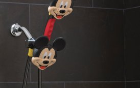 Disney Finds - Mickey & Minnie Shower Heads