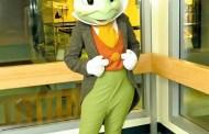 Meet Jiminy Cricket at Rafiki's Planet Watch