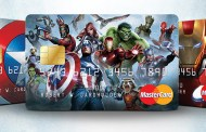Get ready for the new Marvel Mastercard!