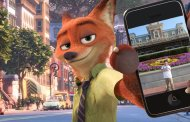 New Zootopia Animated Magical Shot available through Disney Photopass