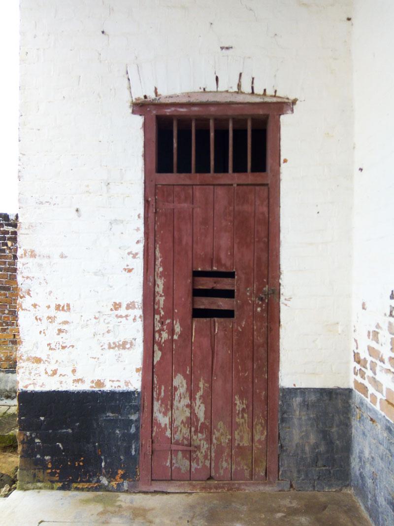 Mbala Old prison - Door 2