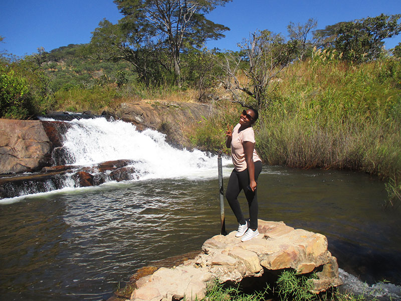 Lwitikila falls