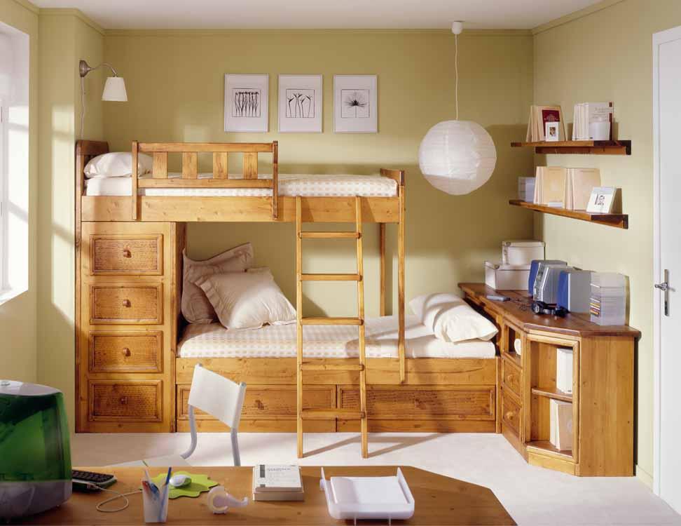 Dormitorios juveniles - Dormitorios rusticos juveniles ...